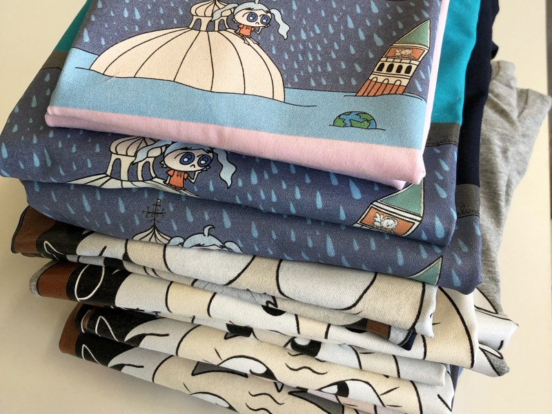 Stampa T-shirt e Magliette Venezia - Serigrafia Venezia