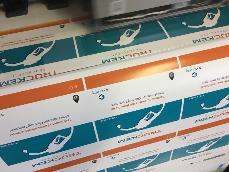 Stampa Etichetta Adesive Prodotti e Packaging