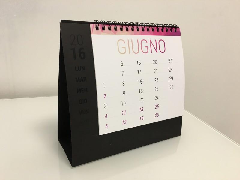 Calendari tavolo Print Cat 2016