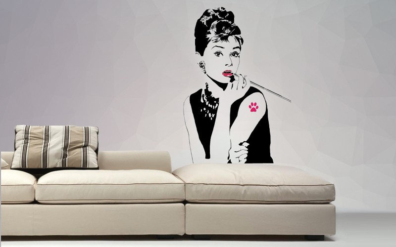 Wall Stickers, Adesivi Murarli Decorativi