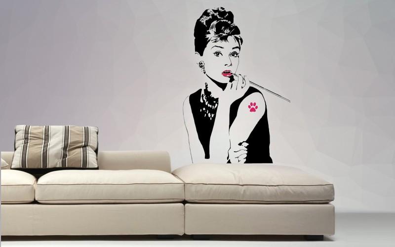 Wall Stickers, Adesivi Murarli Decorativi