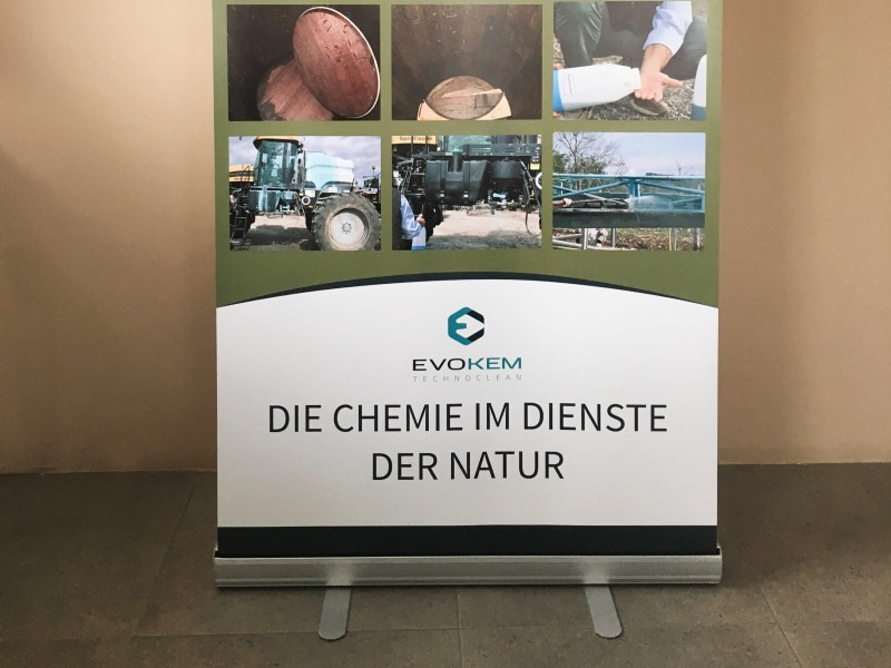 Roll-Up Personalizzato AgriKem