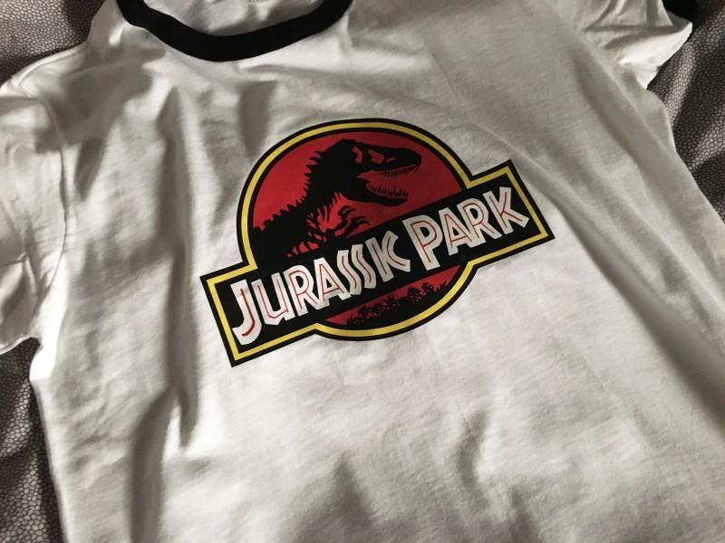 Maglietta personalizzata, stampa su t-shirt Jurassic Park - Jurassic World
