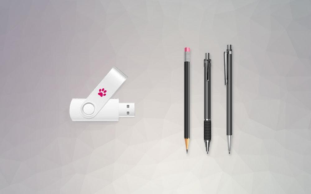 Gadget, Penne Personalizzate, Penne USB, Matite Personalizzate