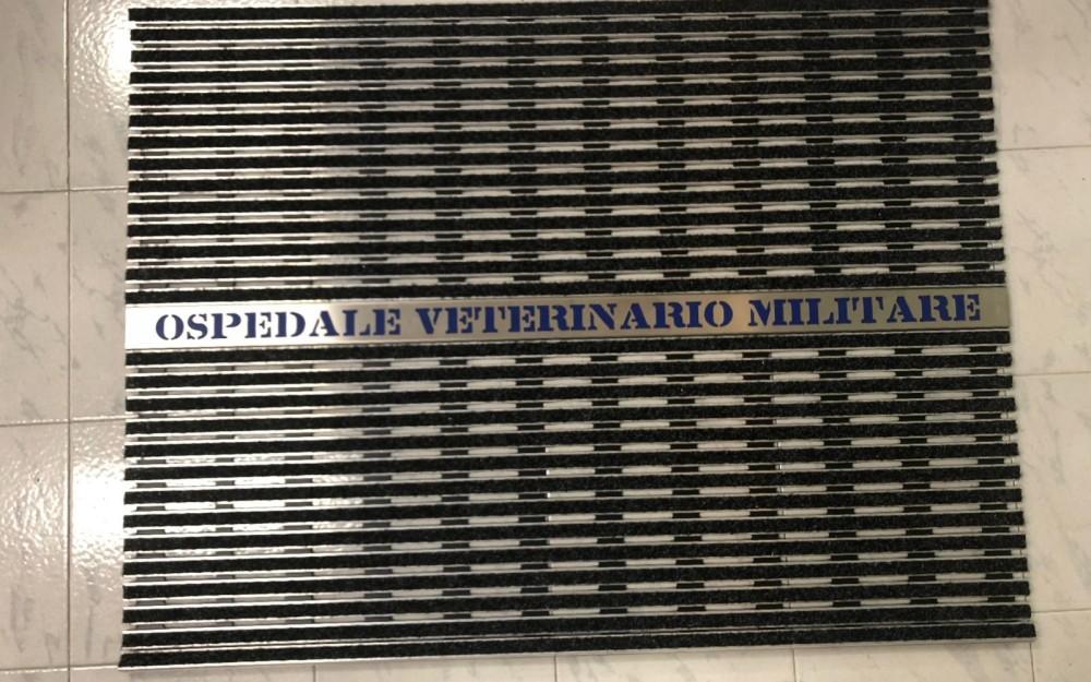 Tappeti Tecnici in alluminio