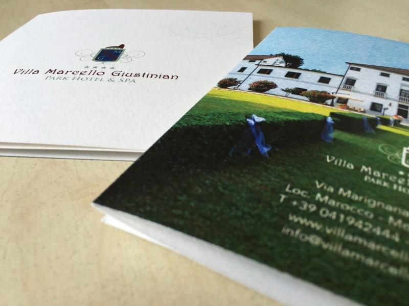 Brochure Depliant VMG