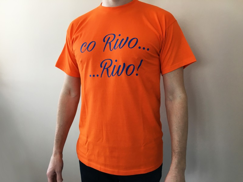 Stampa su T-Shirt a Venezia, Scritta su maglietta