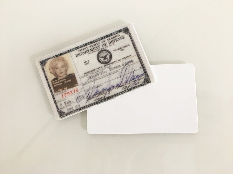 Tessera PVC, Stampa Diretta su Card