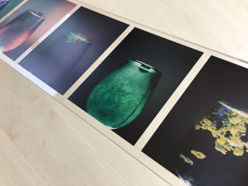Stampa diretta su pannello in plexiglas, stampa per opere artistiche!