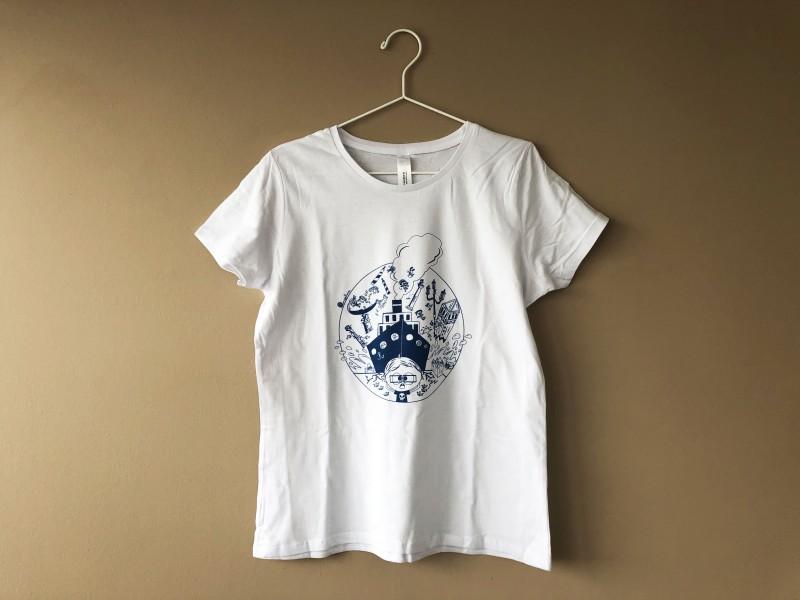 Foto su magliette tramite stampa diretta su t-shirt