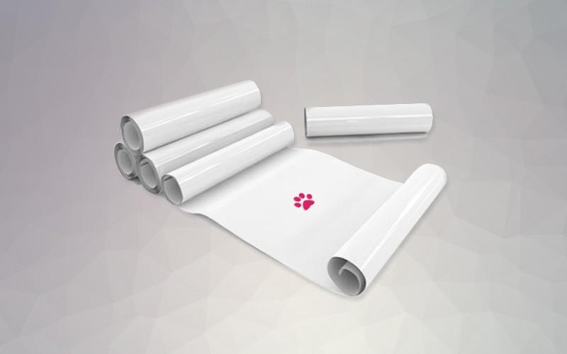 Stampa PVC Adesivo