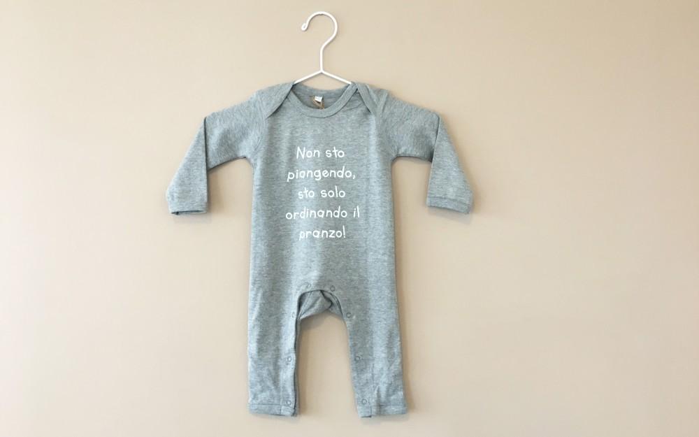 Abbigliamento Bambini personalizzato, Magliettine, Body personalizzati per bambino e bambina a Venezia