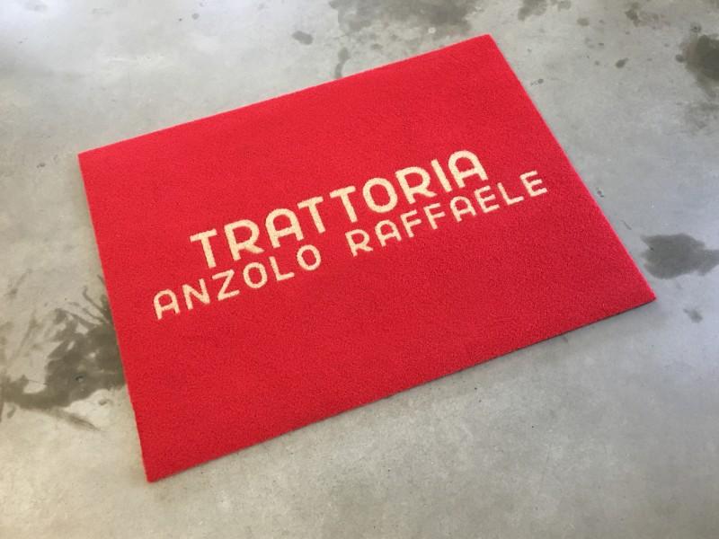 Zerbino Intarsiato Personalizzato Venezia per trattorie, osterie, bar e ristoranti.