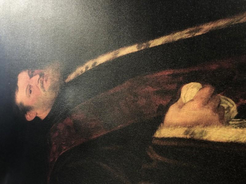Tela canvas quadri famosi
