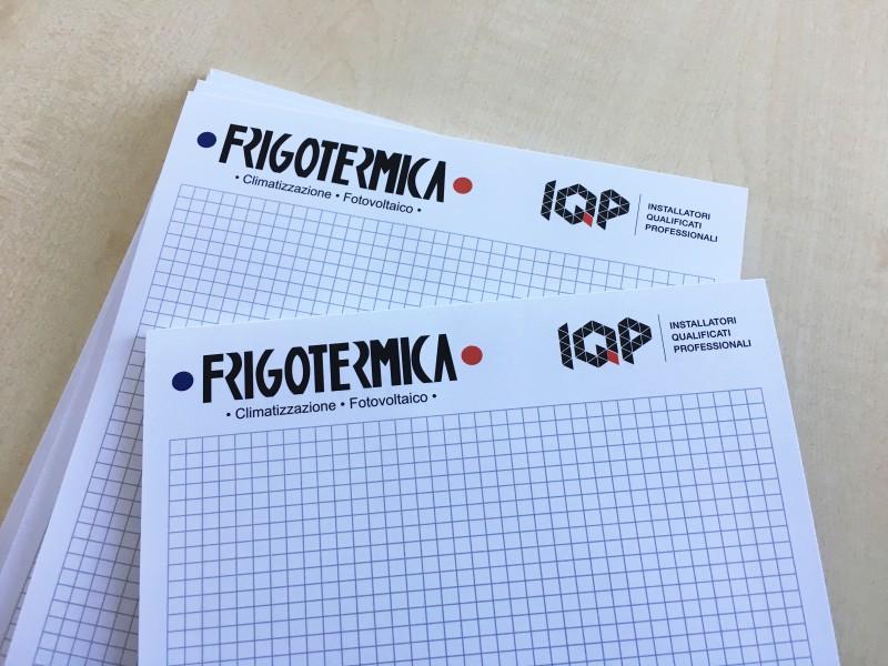 Block Notes A4 Frigotermica