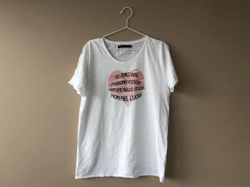 Stampa t-shirt Venezia e serigrafia a Mestre Venezia