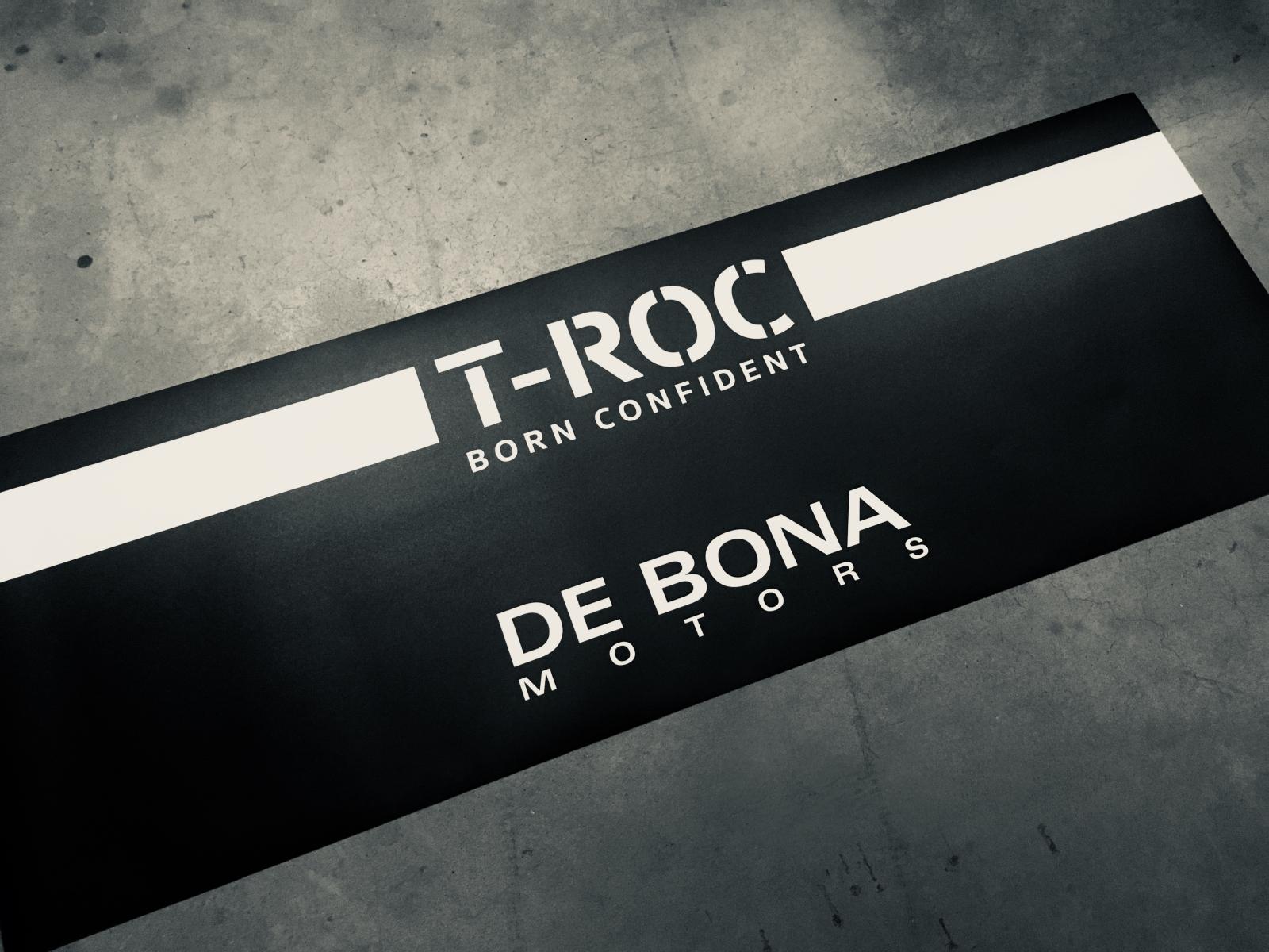 Adesivo da pavimento stampato, adesivi calpestabili Venezia De Bona