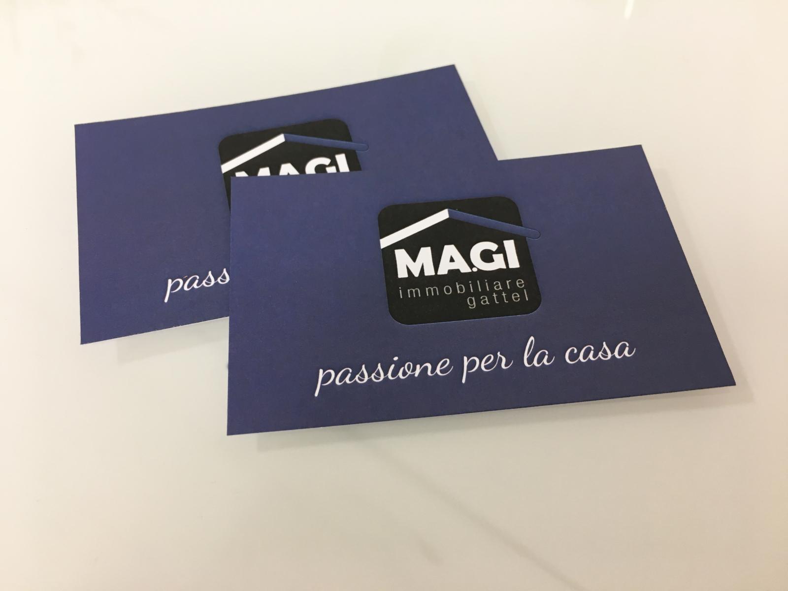 Stampa di biglietti da visita a Venezia, bigliettini stampa online
