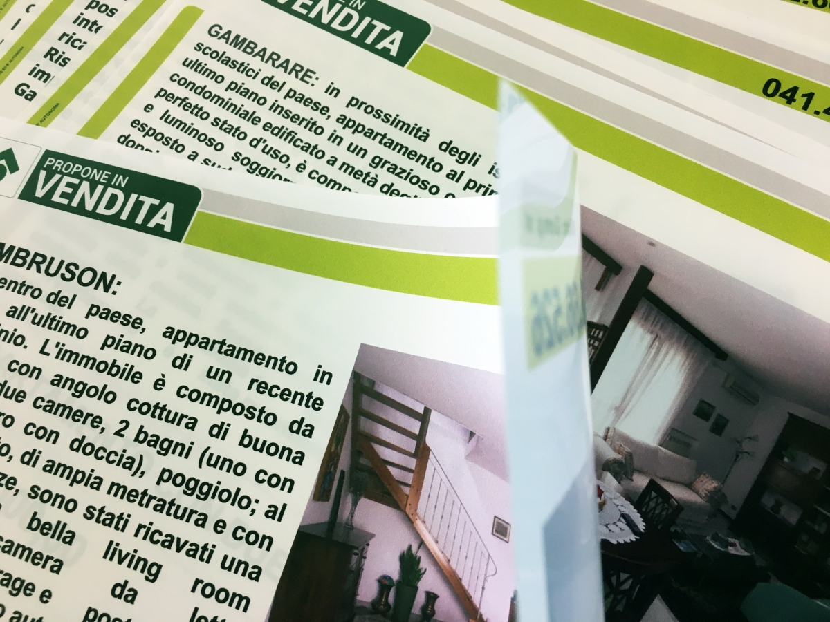 Stampa PVC Retroilluminato Negozi Mestre Venezia
