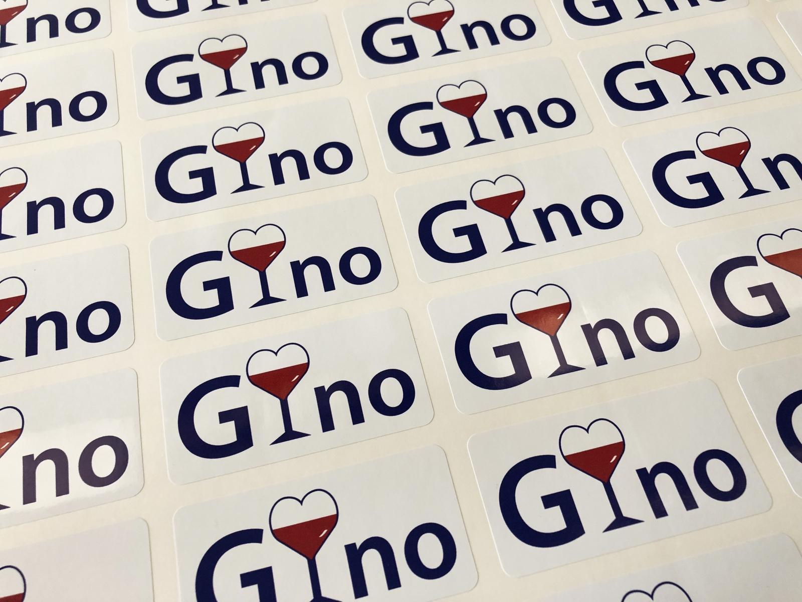 Etichette adesive da Gino Mestre