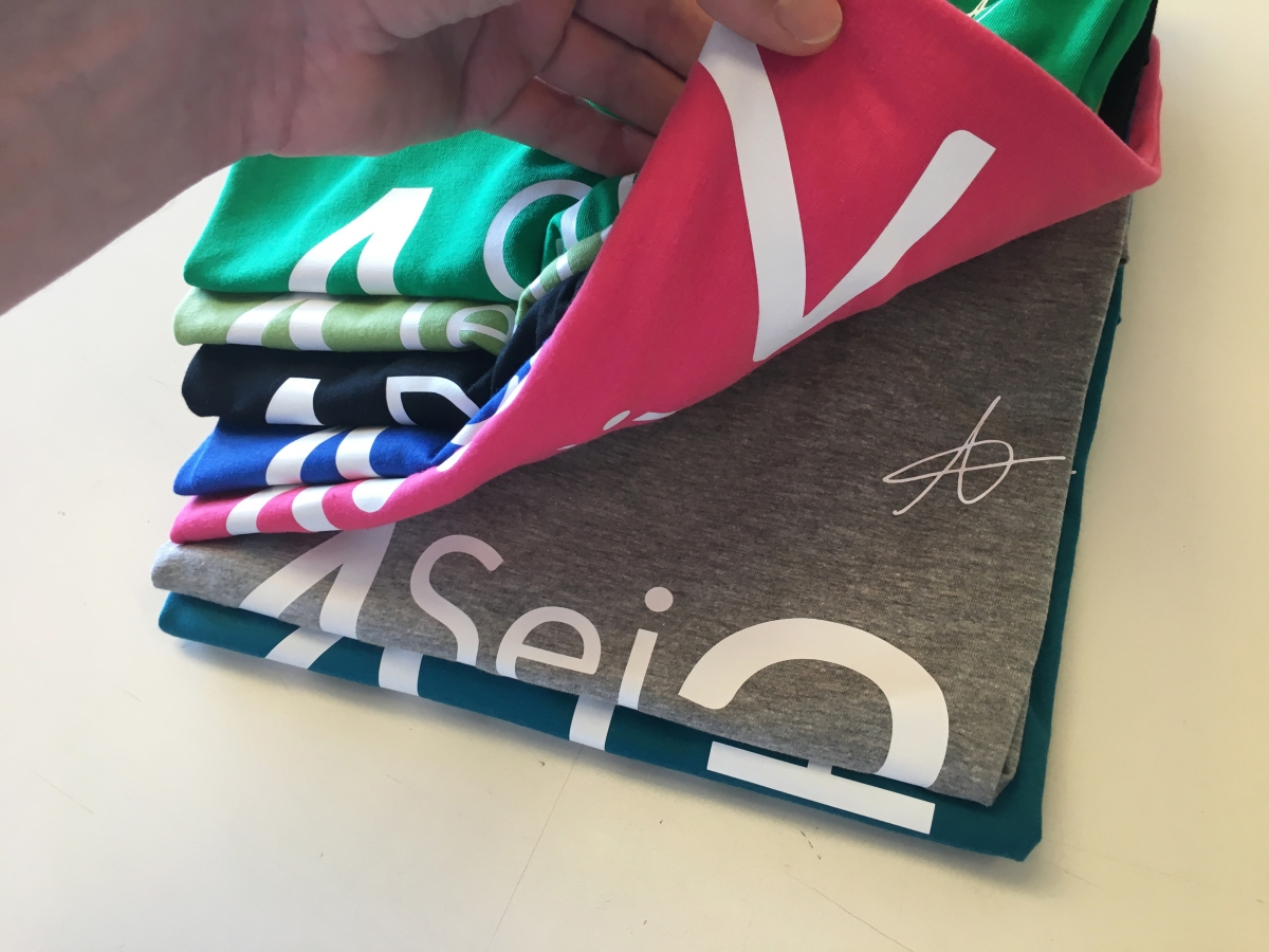 Stampa T-Shirt e maglie a Venezia