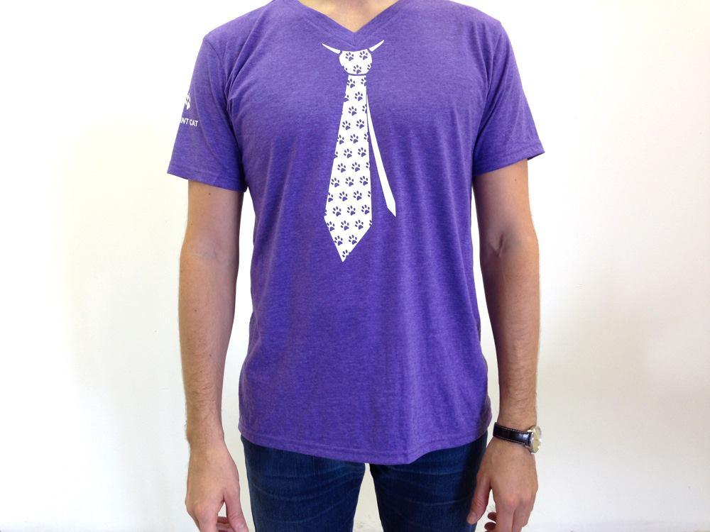 Maglietta T-Shirt Personalizzate Print Cat Venezia