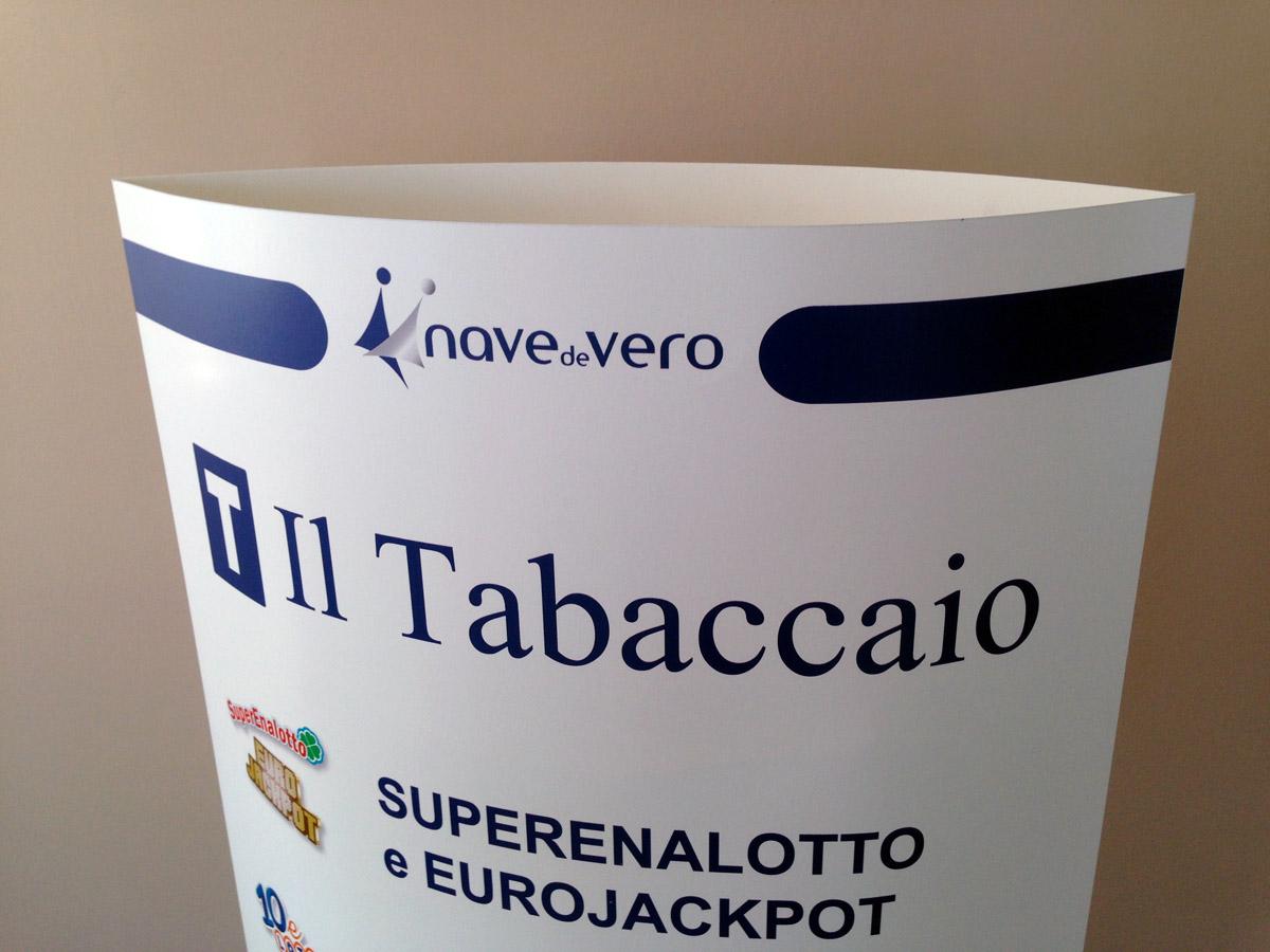 Realizzazione e stampa, Totem personalizzato Venezia