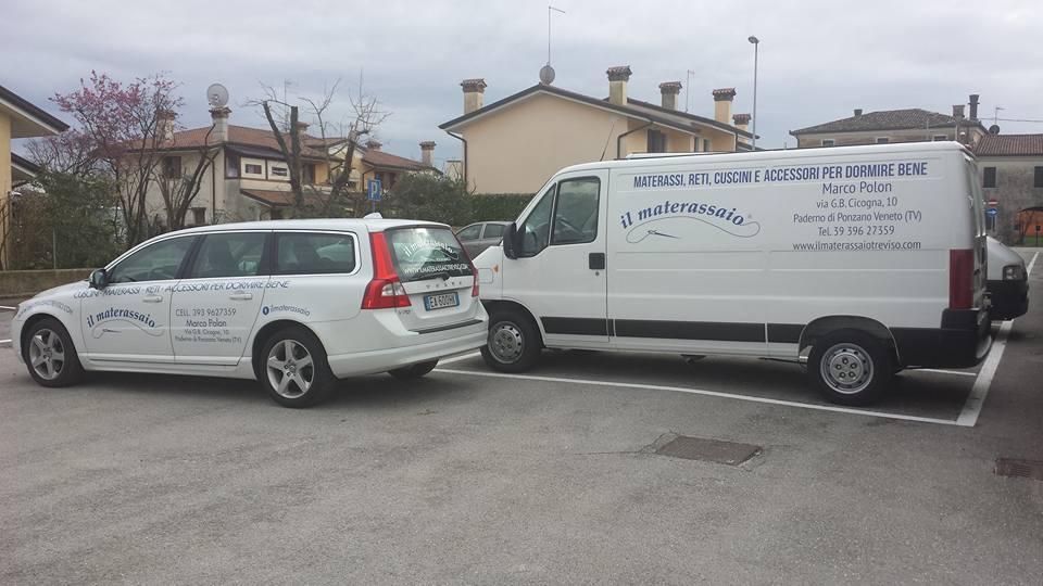Personalizzazione Veicoli aziendali Treviso e Venezia