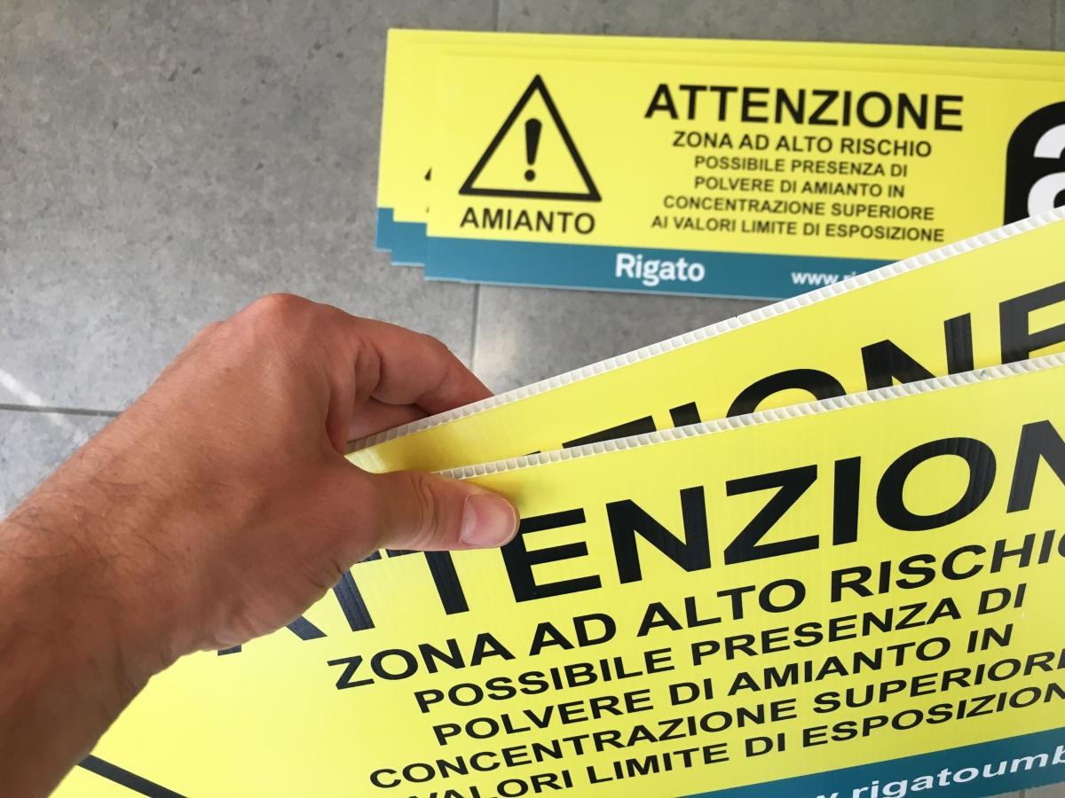 Pannelli Polionda, Cartelli in polioda, stampa pannelli polionda Venezia