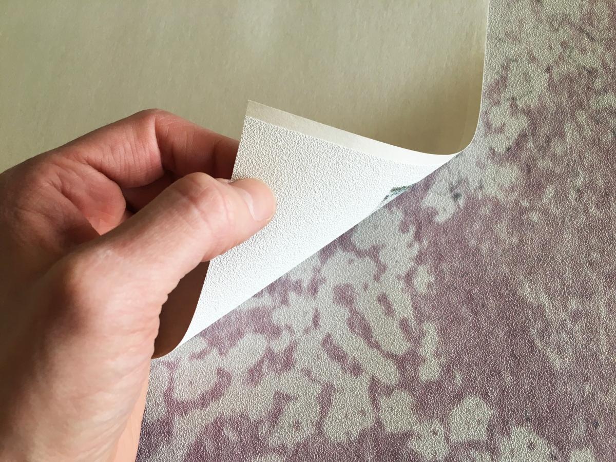 Carta da parati personalizzata stampata per arredamento negozi