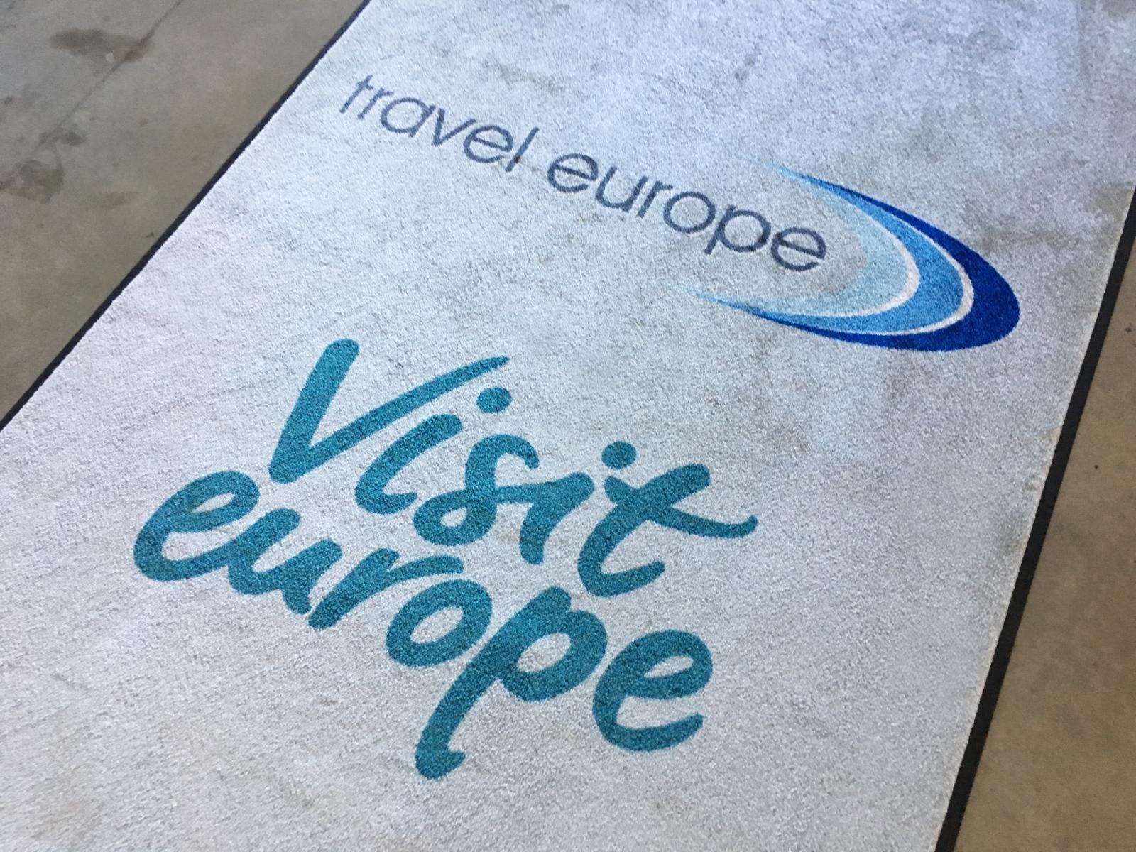 Asciugapassi stampato e personalizzato Travel Europe Venezia