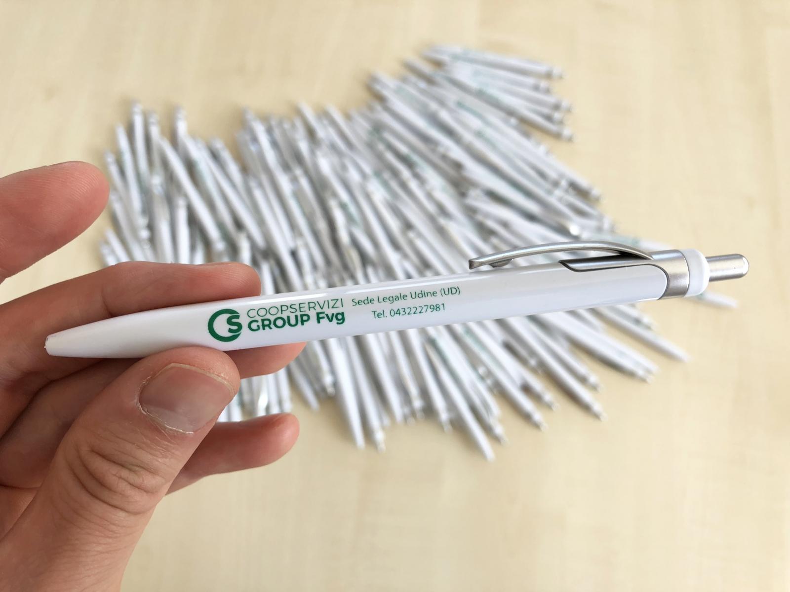 Penne personalizzate, penne promozionali