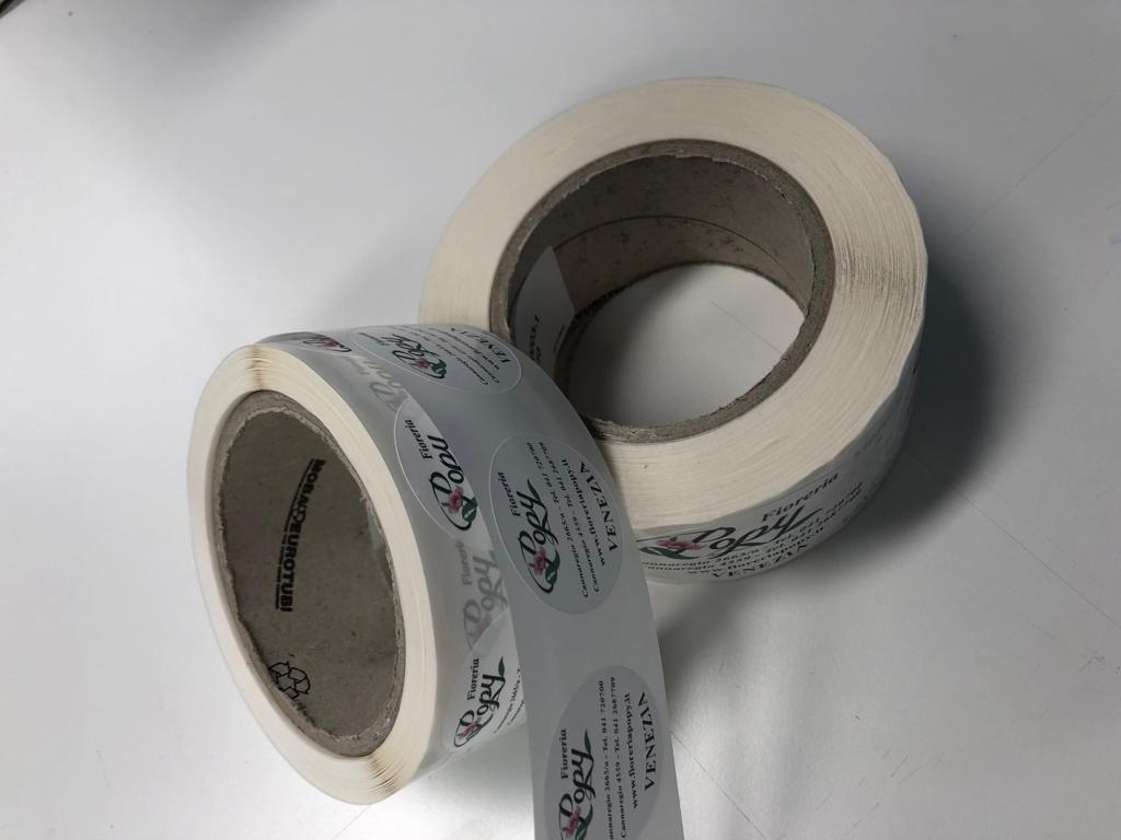 Stampa Adesivi in bobina, Etichette adesive in bobina per privati e attività commerciali