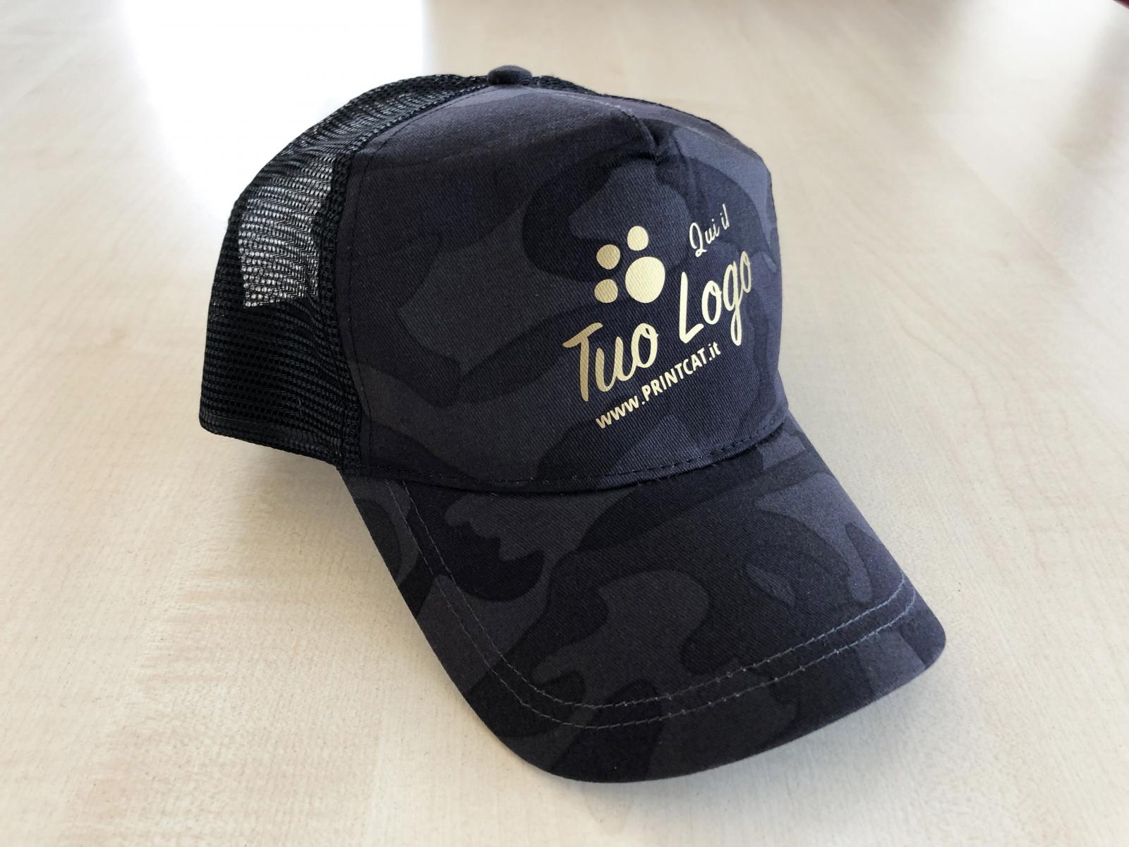 Cappelli personalizzati e Cappellini con logo