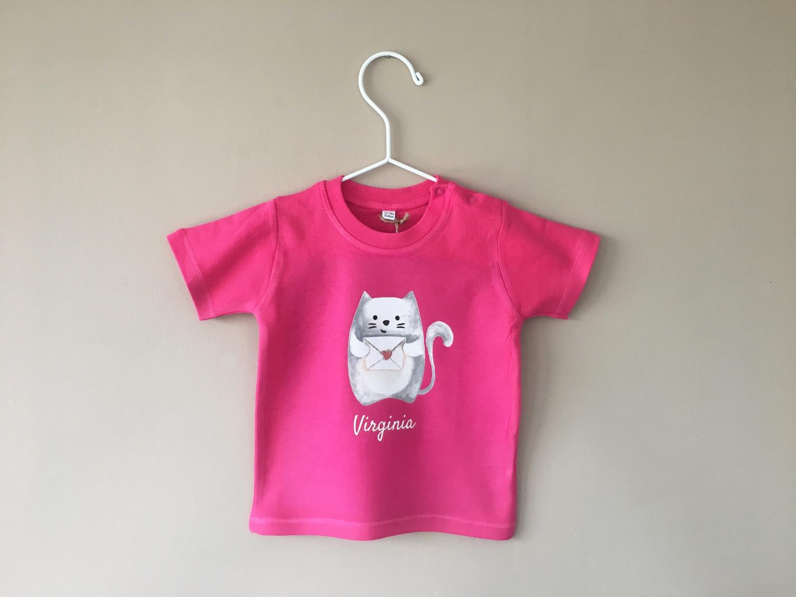 Stampa T-Shirt bambino personalizzate, magliettine bambino.
