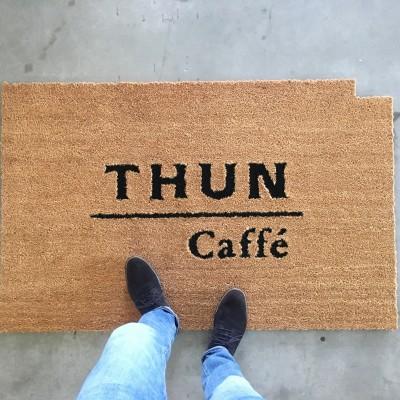 Tappeto personalizzato cocco naturale venezia zerbino for Thun in offerta